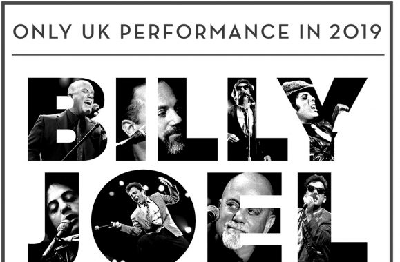 Billy Joel In Concert At London's Wembley Stadium June 22, 2019