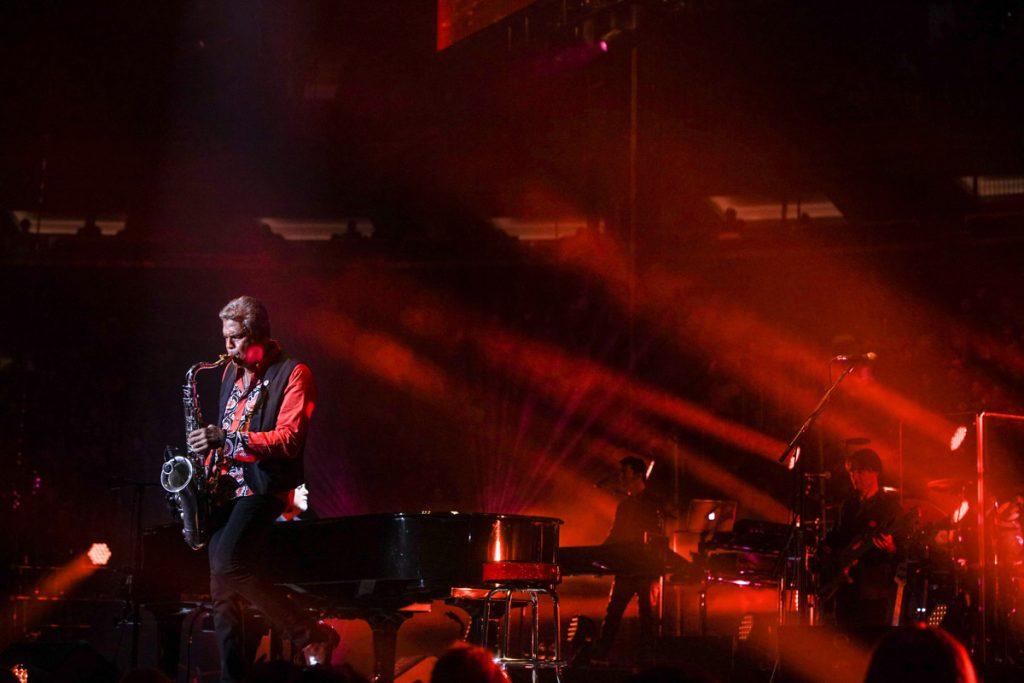 Billy Joel At Madison Square Garden New York, NY – September 30, 2018 (Photo 8)