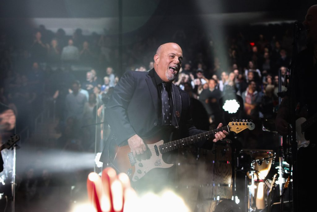Billy Joel At Madison Square Garden New York, NY – September 30, 2018 (Photo 10)