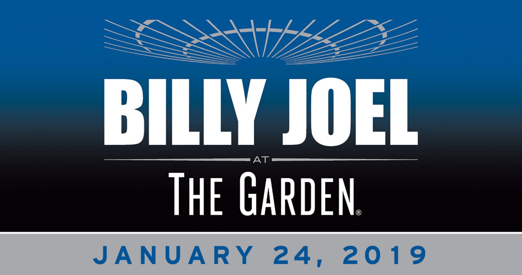 Billy Joel at The Garden January 24, 2019