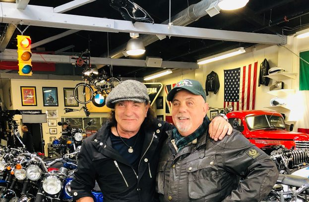 Billy Joel To Appear On 'Brian Johnson's A Life On The Road' In 2019
