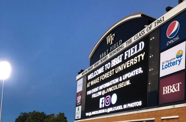Billy Joel Plays BB&T Field In Winston-Salem, NC October 13, 2018 – Concert Recap