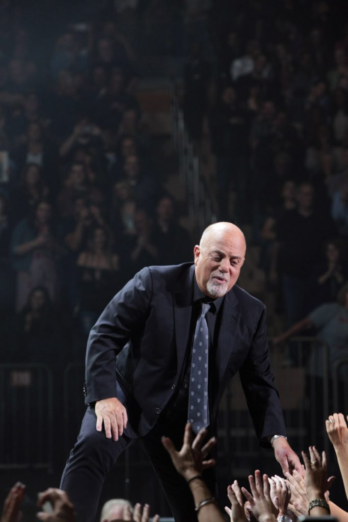 Billy Joel At Madison Square Garden New York, NY – September 30, 2018 (Photo 14)