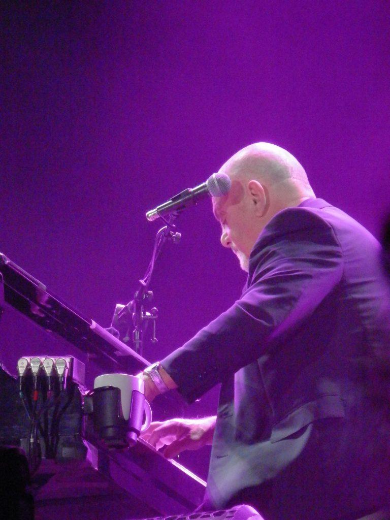 Billy Joel in Kansas City.