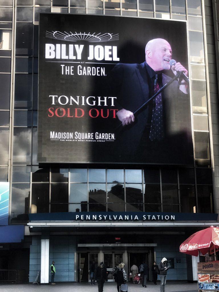Billy Joel At Madison Square Garden New York, NY – November 10, 2018 (Photo 2)