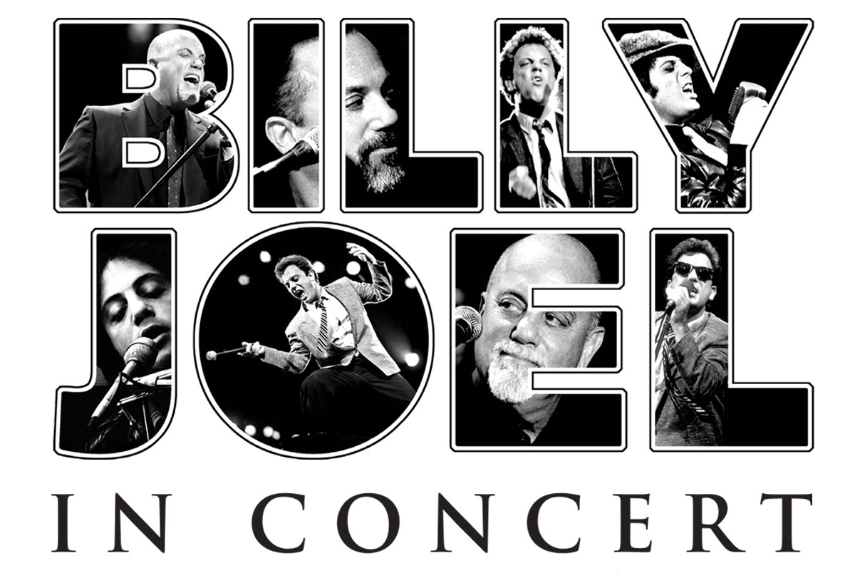 Billy Joel In Concert announced for March 9, 2019 at Chase Field in Arizona