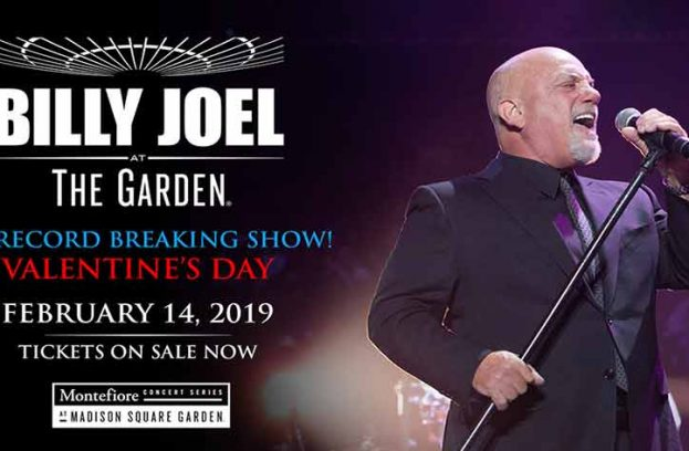 Billy Joel To Play 61st Record-Breaking Consecutive Show At The Garden
