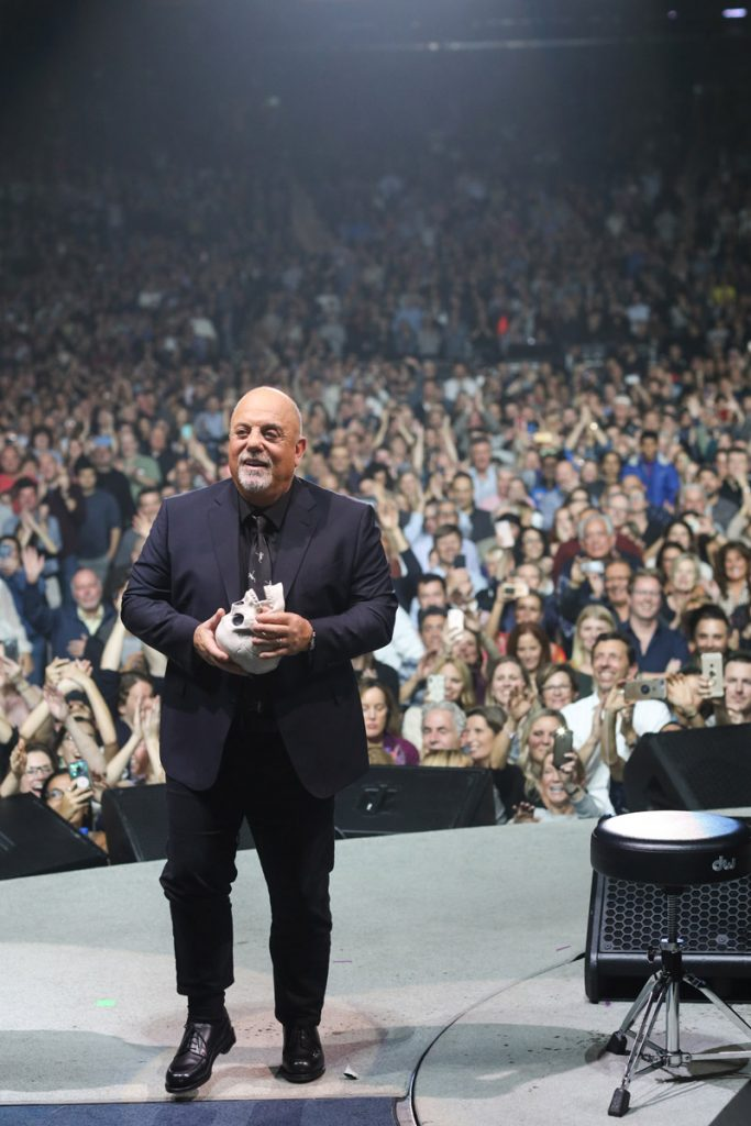 Billy Joel At Madison Square Garden New York, NY – October 27, 2018 (Photo 23)