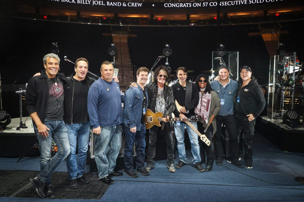 Billy Joel At Madison Square Garden New York, NY – November 10, 2018 (Photo 3)