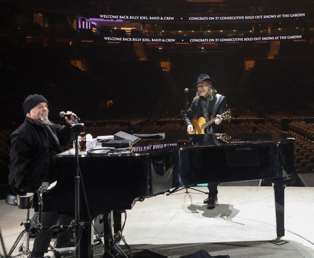 Billy Joel At Madison Square Garden New York, NY – November 10, 2018 (Photo 6)
