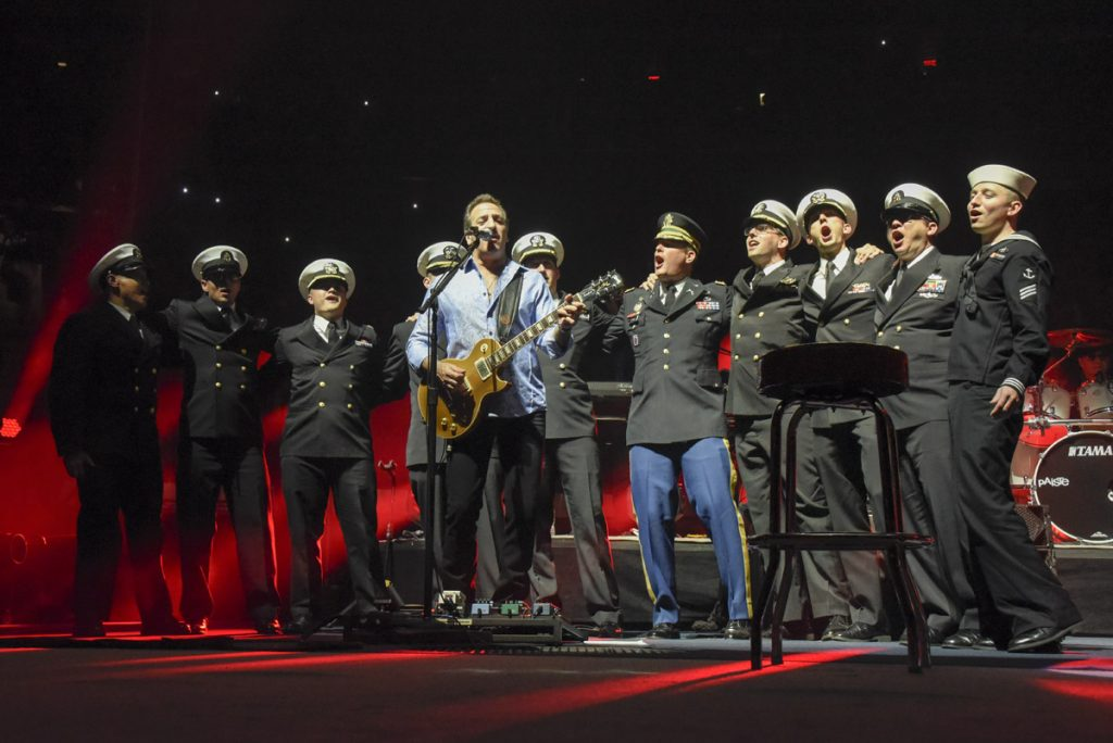 Billy Joel At Madison Square Garden New York, NY – November 10, 2018 (Photo 7)