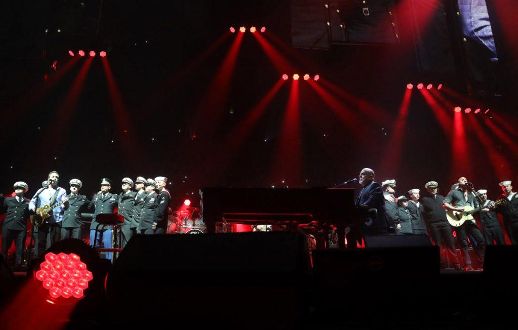 Billy Joel At Madison Square Garden New York, NY – November 10, 2018 (Photo 8)