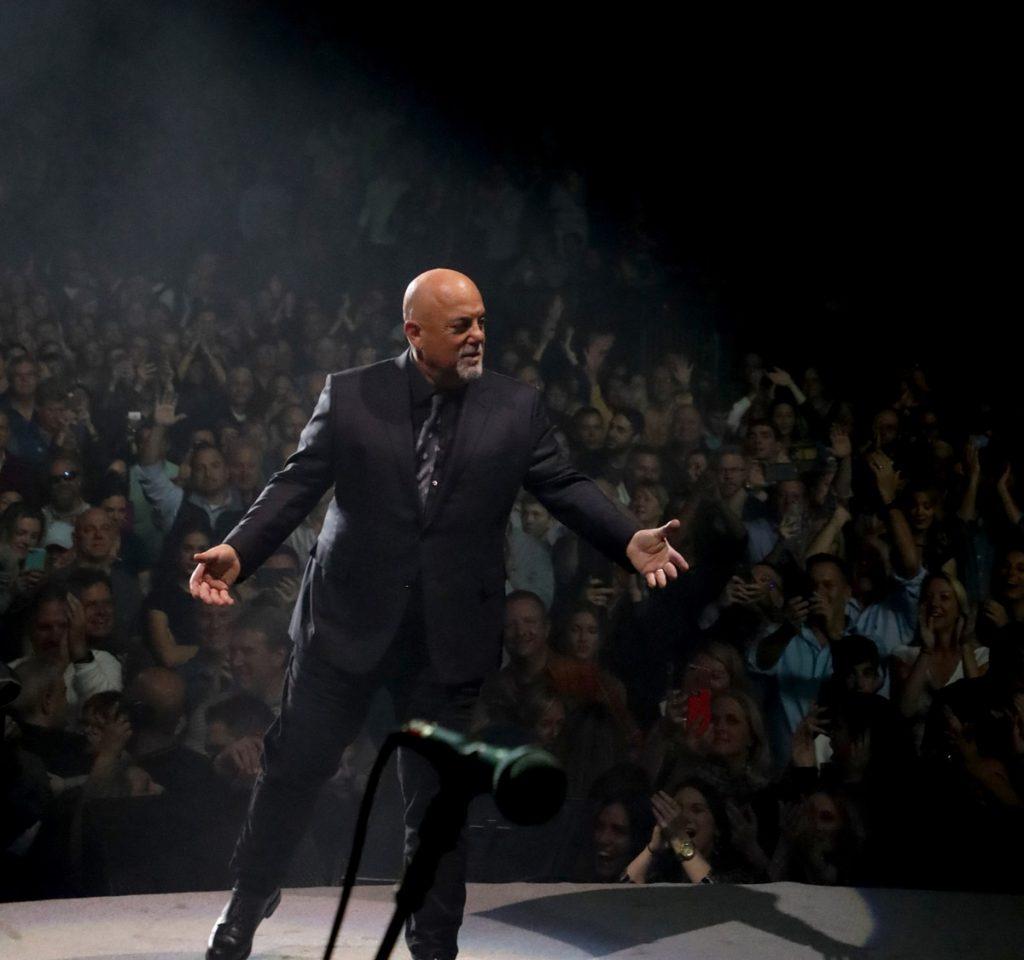 Billy Joel At Madison Square Garden New York, NY – November 10, 2018 (Photo 14)
