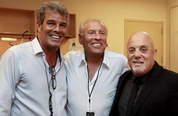 Billy Joel, Dennis Arfa & Mark Rivera Nominated For Pollstar Awards
