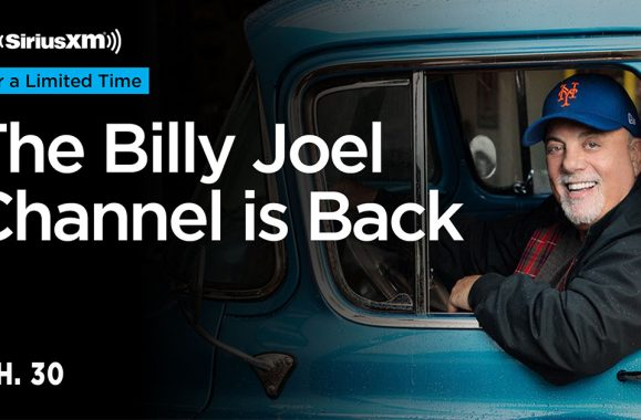 Billy Joel Channel Back On SiriusXM Through Jan. 31!