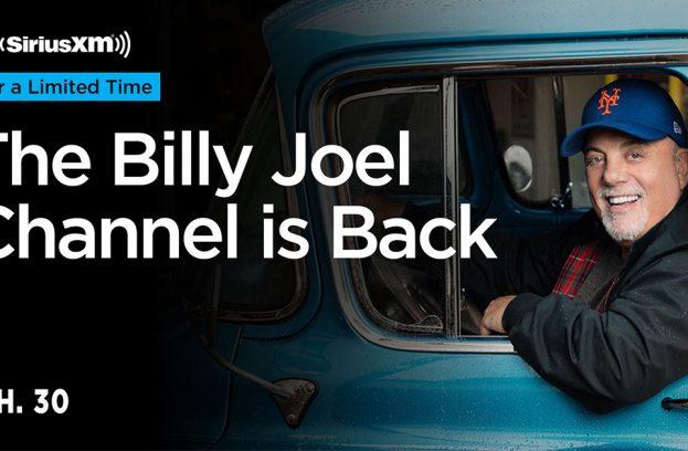 Billy Joel Channel Back On SiriusXM Through Jan. 31!