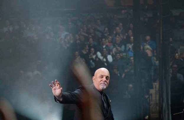 Billy Joel Plays 60th Consecutive MSG Show & Debuts Rarity 'House Of Blue Light' Live