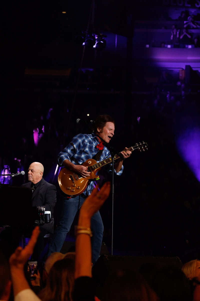 Billy joel at madison square garden march 21 2019 - Billy joel madison square garden march 3 ...