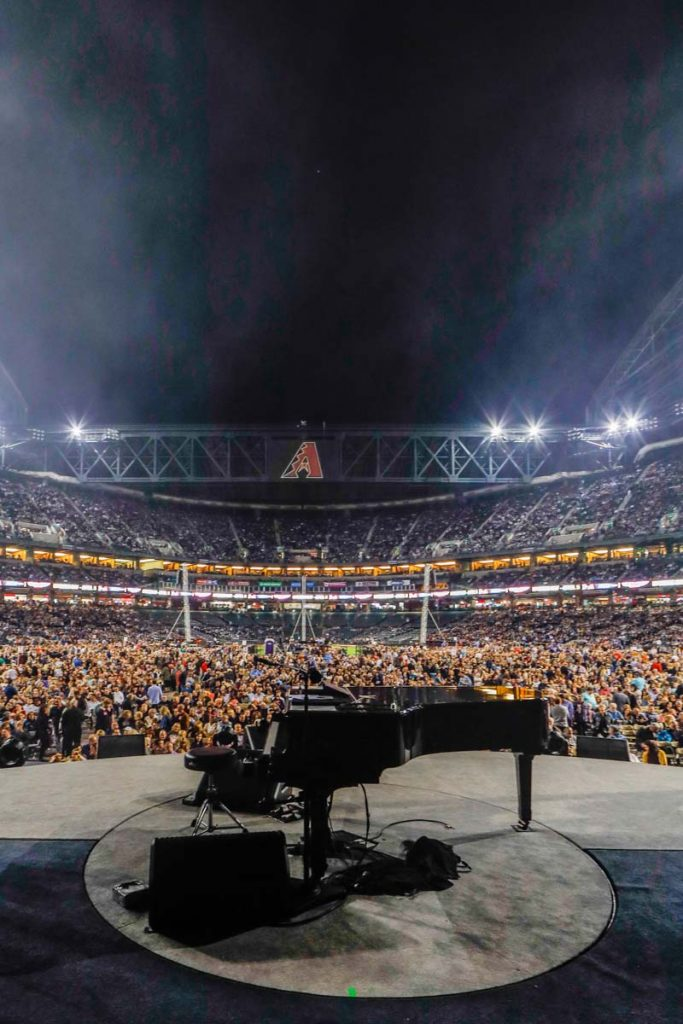 Billy Joel At Chase Field – March 9, 2019 (Photo 13)