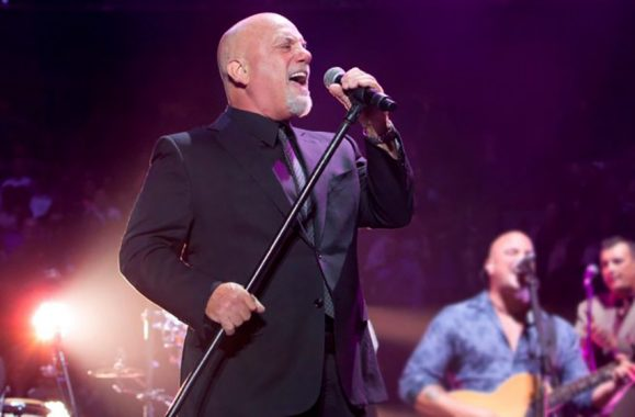 Billy Joel Says He's Not Looking At Retirement – Newsday