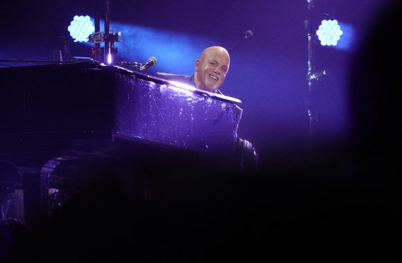 Billy Joel Delivers An Invigorating Show For His Philly Fans