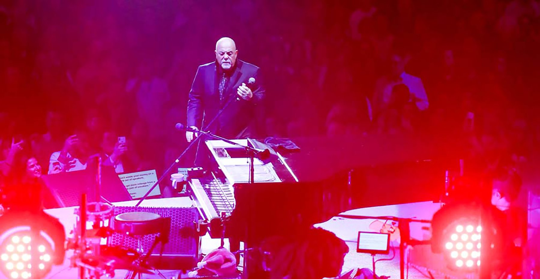 Billy Joel Concert At Madison Square Garden in New York, NY – November 15, 2019