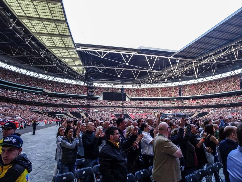 Billy Joel At Wembley Stadium – June 22, 2019 (Photo 5)