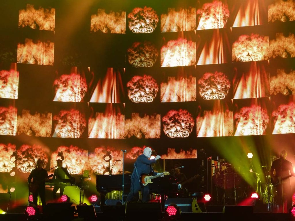 Billy Joel At Wembley Stadium – June 22, 2019 (Photo 14)