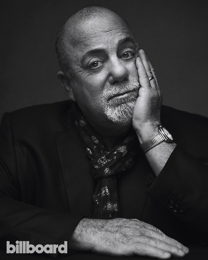 Check Out Billy Joel On The Cover Of Billboard