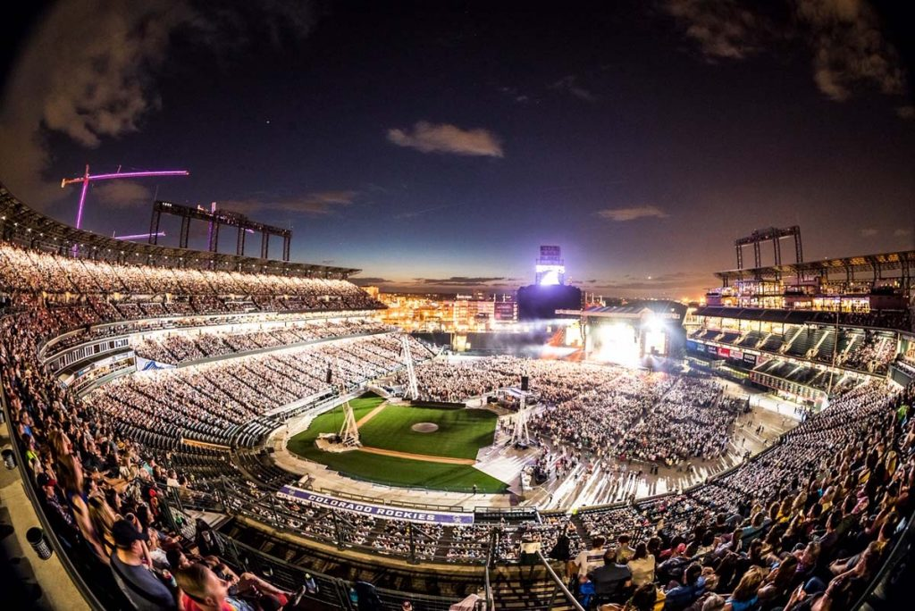 Billy Joel At Coors Field – August 8, 2019 (Photo 14)