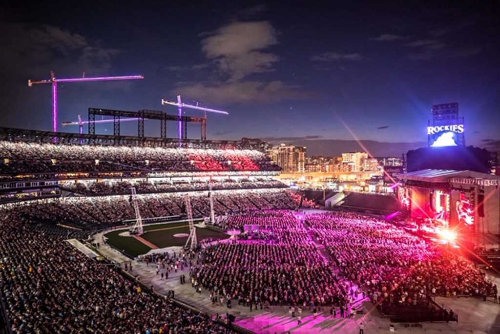 Billy Joel At Coors Field – August 8, 2019 (Photo 15)