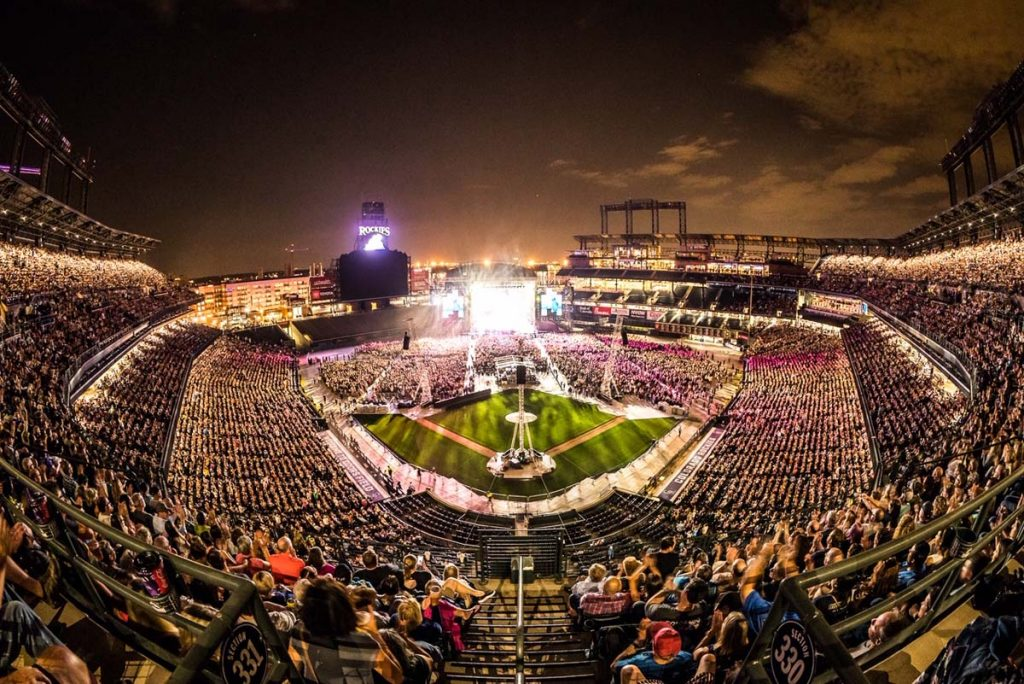 Billy Joel At Coors Field – August 8, 2019 (Photo 17)