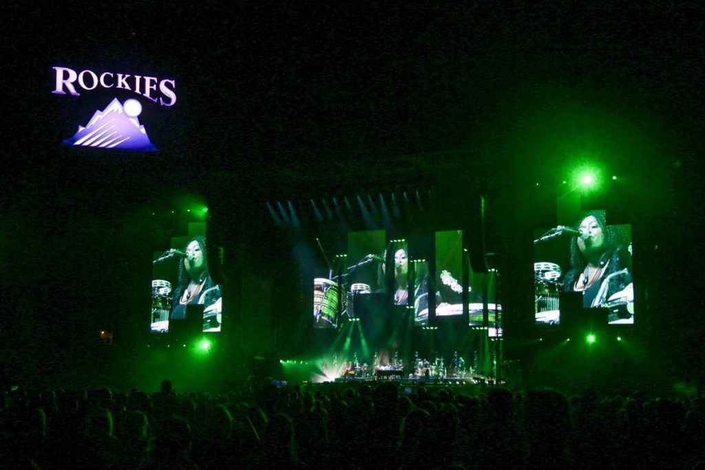 Billy Joel At Coors Field – August 8, 2019 (Photo 21)