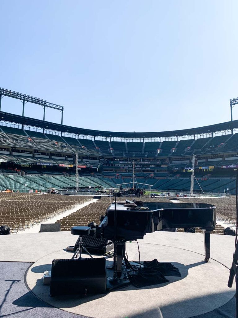 Billy Joel At Oriole Park At Camden Yards – July 11, 2019 (Photo 23)