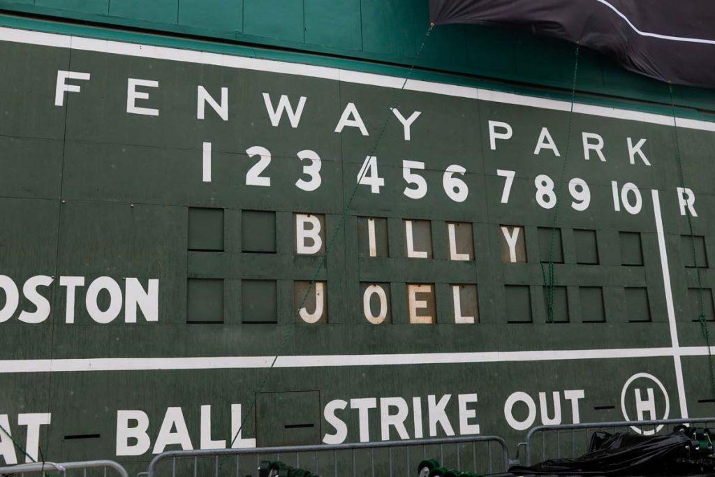 Billy Joel at Fenway Park – September 14, 2019 (photo 13)