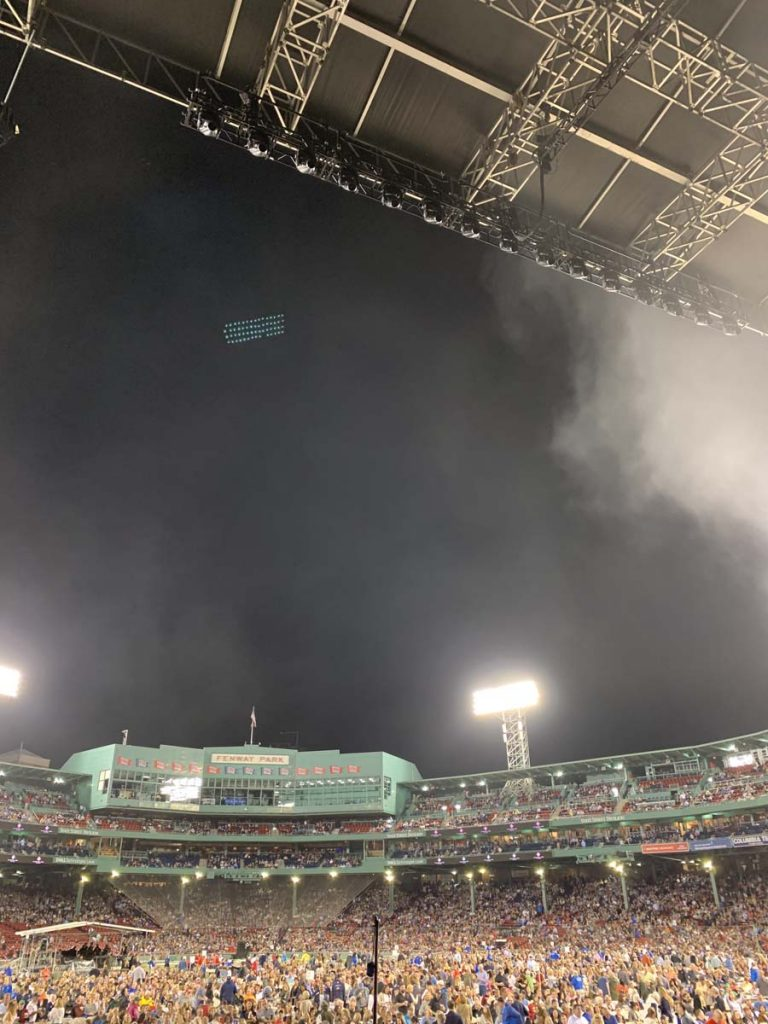 Billy Joel at Fenway Park – September 14, 2019 (photo 20)