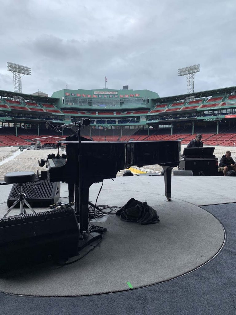 Billy Joel at Fenway Park – September 14, 2019 (photo 21)