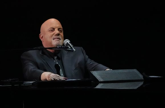 Billy Joel's First Ever Appearance At Notre Dame Stadium Marks Return To South Bend For The First Time In 24 Years