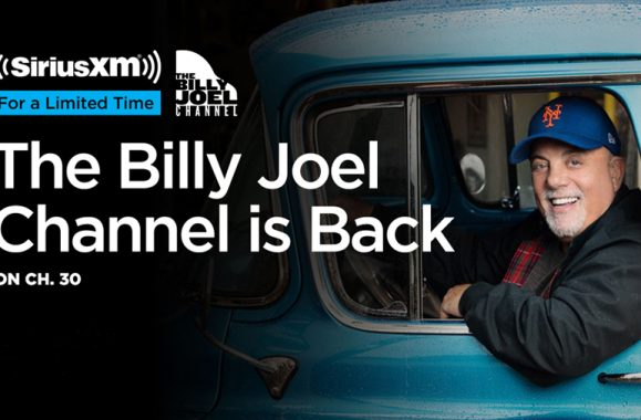 Billy Joel Returns To SiriusXM