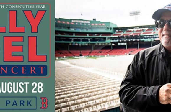 Boston Red Sox and Live Nation Announce Fenway Park's First Ever Stadium Residency To Continue in 2020