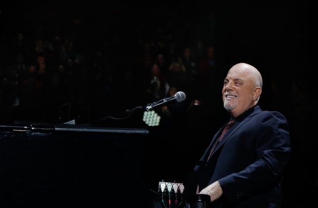 Billy Joel At Madison Square Garden On Saturday, May 2