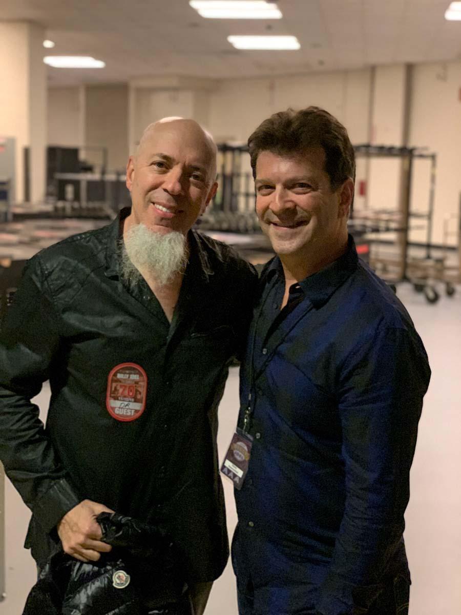 David Rosenthal and Jordan Rudess