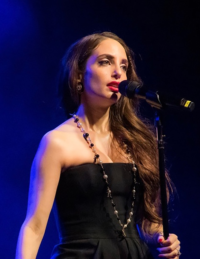 Happy Birthday, Alexa Ray Joel!