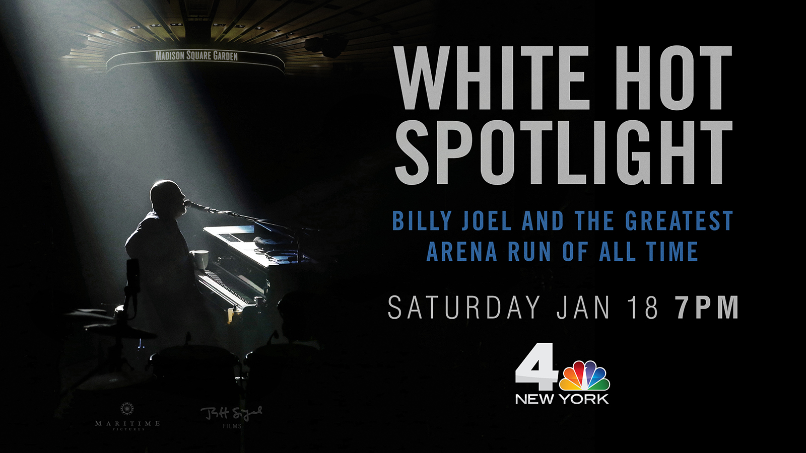 Spotlight On Billy Joel On NBC