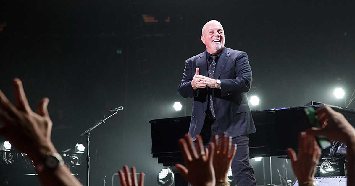 Billy Joel At MSG – July 23, 2020