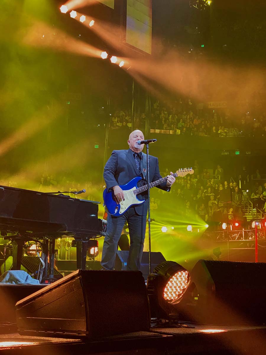 Billy Joel at Amalie Arena – February 7, 2020 (Photo 1)