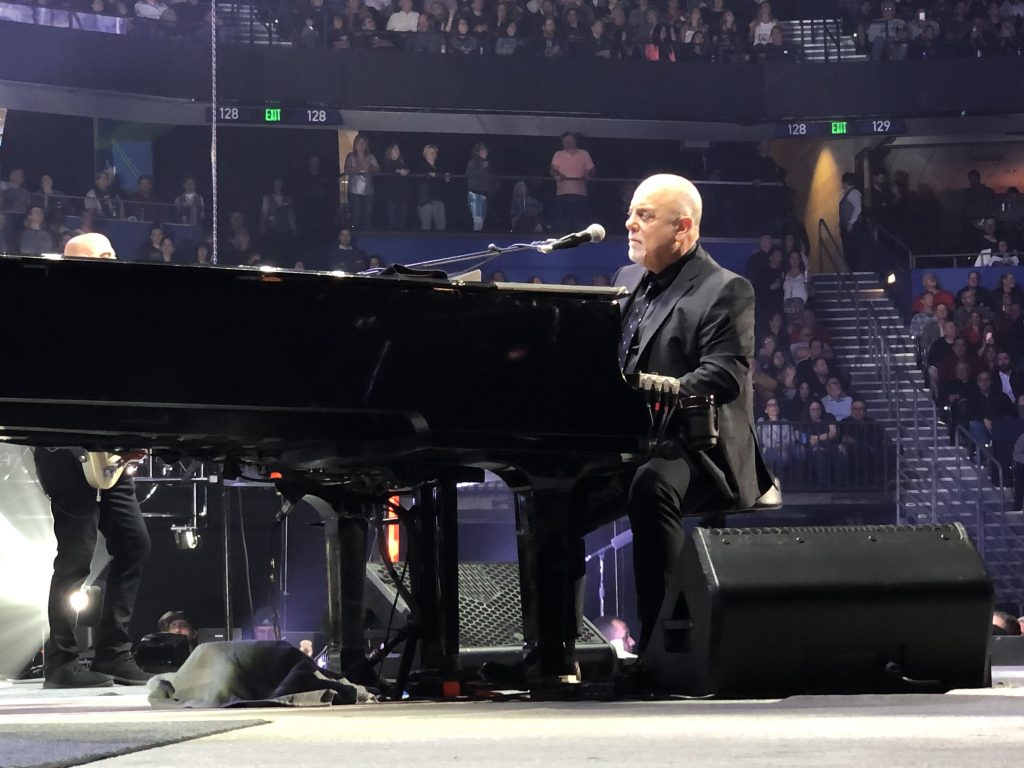 Billy Joel in Tampa