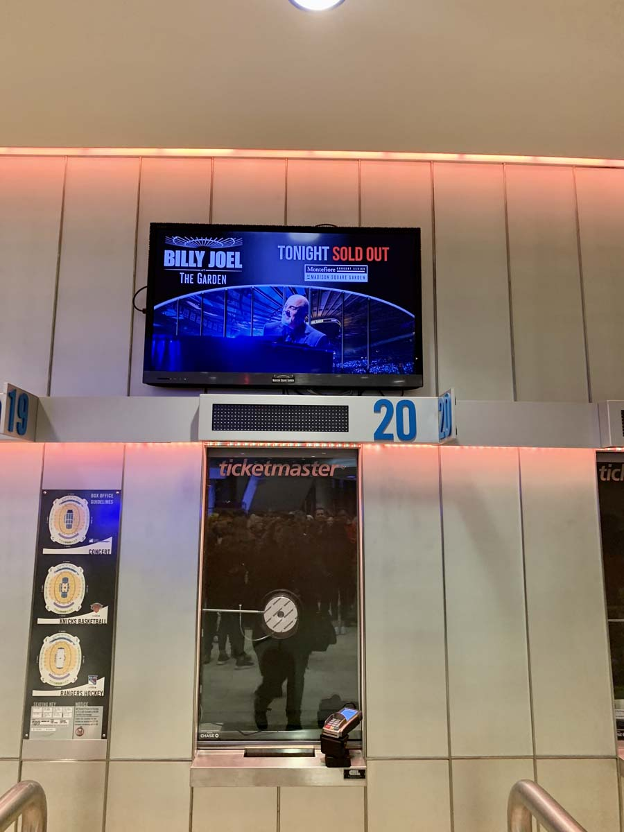 Billy Joel at MSG – January 25, 2020 (Photo 19)