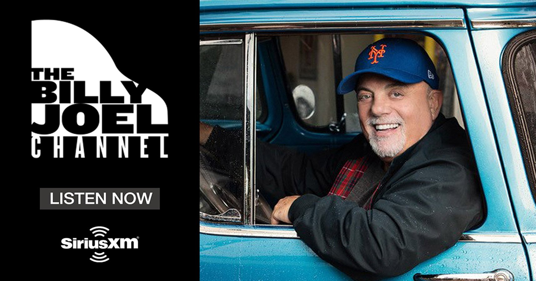 Billy Joel's Exclusive SiriusXM Channel To Return To SiriusXM On Oct. 1st