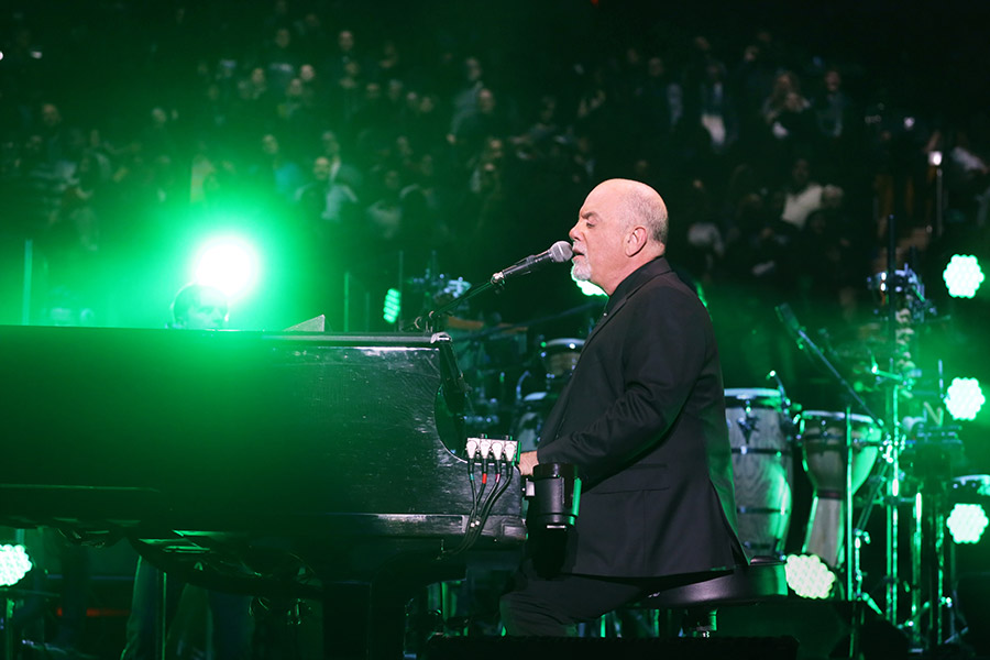 The Billy Joel Concert Scheduled For Saturday April 18 At Bank Of America Stadium Has Been Rescheduled To Saturday April 17, 2021